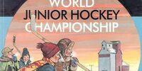1991 World Junior Ice Hockey Championships