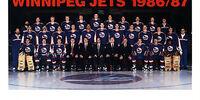 1986–87 Winnipeg Jets season