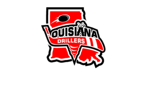 Louisiana Drillers logo