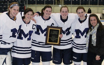 Middlebury 2012 WIH Champ