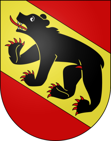 File:Coat of arms of the canton of Bern.png
