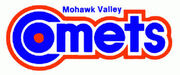 Mohawk Valley Comets circa 1985-1986