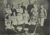 Montreal Shamrocks Club 1899