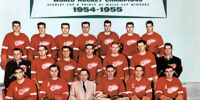 1954–55 Detroit Red Wings season