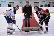 TeamAlberta FirstCWHLGame