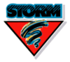 Old guelph storm logo