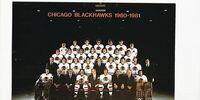 1980–81 Chicago Black Hawks season