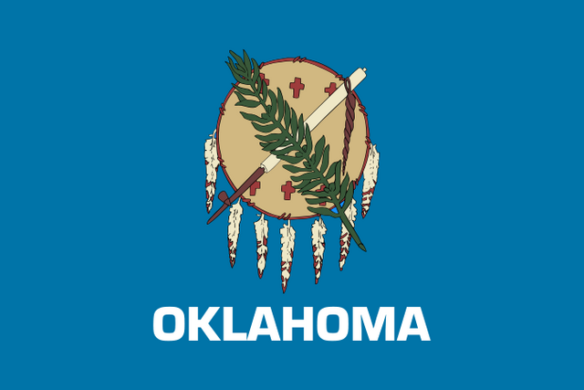 File:Flag of Oklahoma.png