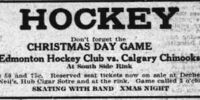 1914-15 Alberta Senior Playoffs