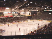 Ottawa Civic Centre interior 2003
