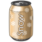 Unflavored Snow Soda