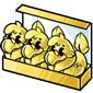 Pineapple Dovu Marshmallows