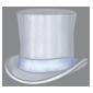Snow Top Hat