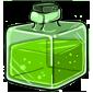 Cubed Snow Jar