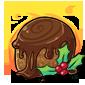 Christmas Pudding Bomb