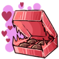 Evil Chocolate Box