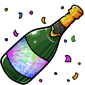 New Years Champagne