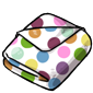 Comfy Spotted Blanket