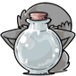 Grey Dabu Morphing Potion