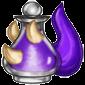 Purple Trido Morphing Potion