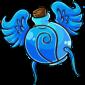 Blue Novyn Morphing Potion