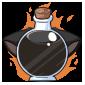 Firebreathing Dabu Morphing Potion