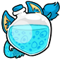 Blue Ridix Morphing Potion