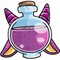 Pink Makoat Morphing Potion