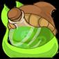 Green Sharshel Morphing Potion