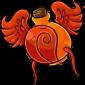 Orange Novyn Morphing Potion