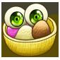 Ori Eyeball Dessert