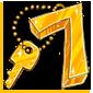 2012 Calendar Key 7