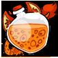 Orange Ridix Morphing Potion