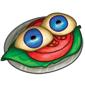 Eyeball Salad