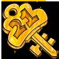 2012 Calendar Key 21