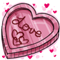Heart Shaped Coin