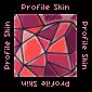 Love vs Evil Profile Skin