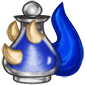 Blue Trido Morphing Potion