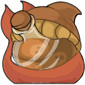 Brown Sharshel Morphing Potion