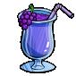 Grape Smoothie
