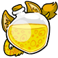 Yellow Ridix Morphing Potion