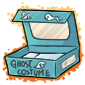 Ghost Costume 2