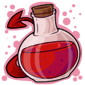 Evil Ridix Morphing Potion