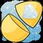 Empty Diamond Jakrit Egg