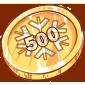 500 IceCash Coin