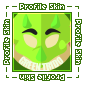 Team Green Trido Profile Skin