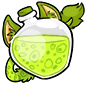 Green Ridix Morphing Potion