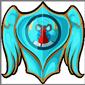 Team Blue Audril Shield