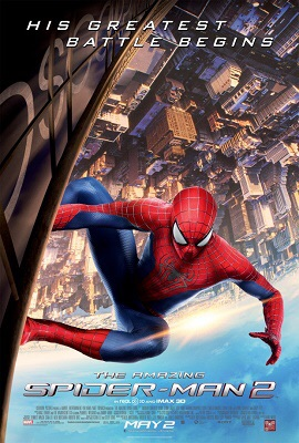 The Amazing Spider-Man 2 (2014) Theatrical Poster
