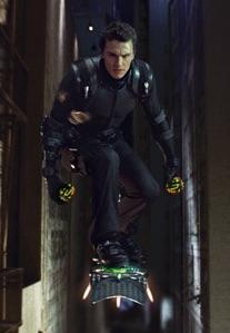Harry Osborn (James Franco)